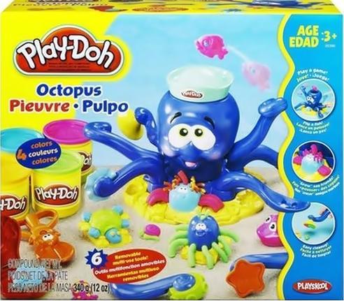 Massinha Play-Doh Polvo - Hasbro