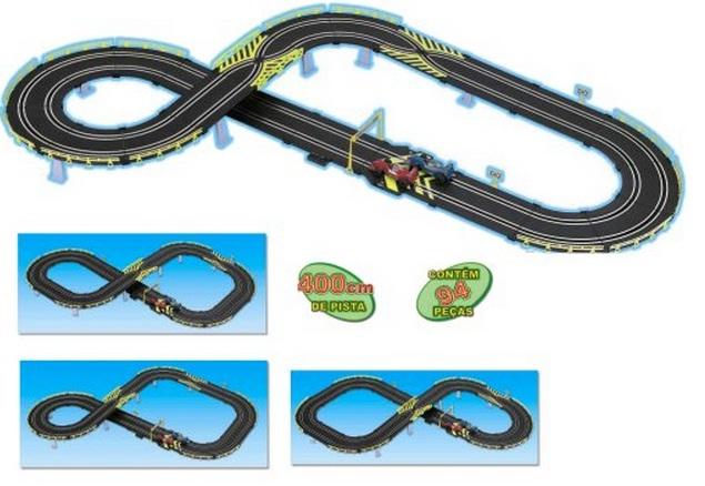 Autorama Fórmula Racing - Braskit