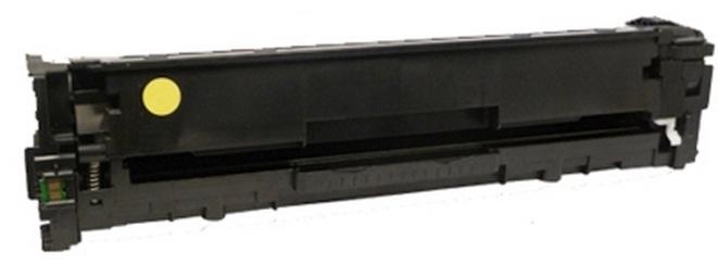 Toner HP CB542A Yellow Compatível com Impressoras CP1215/1515/1518/CM1312 MPF