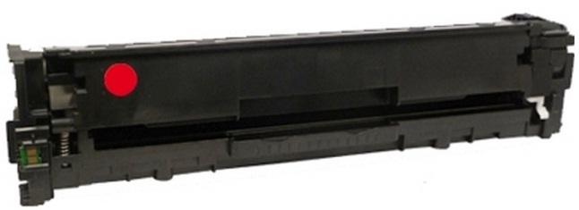 Toner HP CB543A Magenta Compatível com Impressoras CP1215/1515/1518/CM1312 MPF