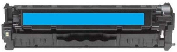 Toner HP CC531A Cyan Compatível com Impressoras CP2025/CM3230 MFP