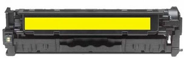 Toner HP CC532A Yellow Compatível com Impressoras CP2025/CM3230 MFP