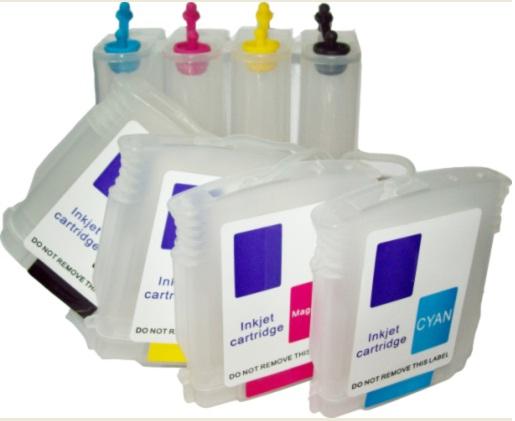 Bulk Ink para HP 8000/ HP8050
