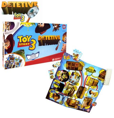 Jogo Detetive Junior Toy Story - Estrela