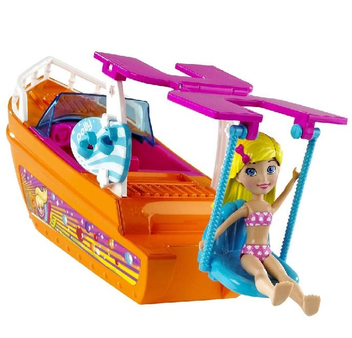 Barco Polly Pocket Splash - Mattel