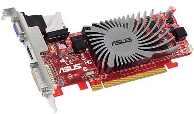 Placa de Video Radeon HD 5450 1GB DDR3 64 Bits - Asus