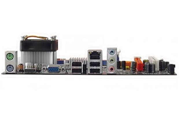 Placa Mãe Via pc-1 VX900E + Processador C7-D 1.8 Ghz