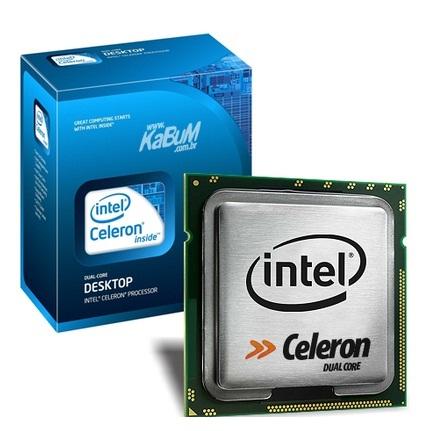 Processador Intel Celeron E3400 2.6 Ghz 1MB LGA775