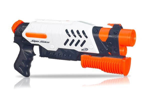 Lançador de Água Nerf Super Soaker Scatter Blast - Hasbro