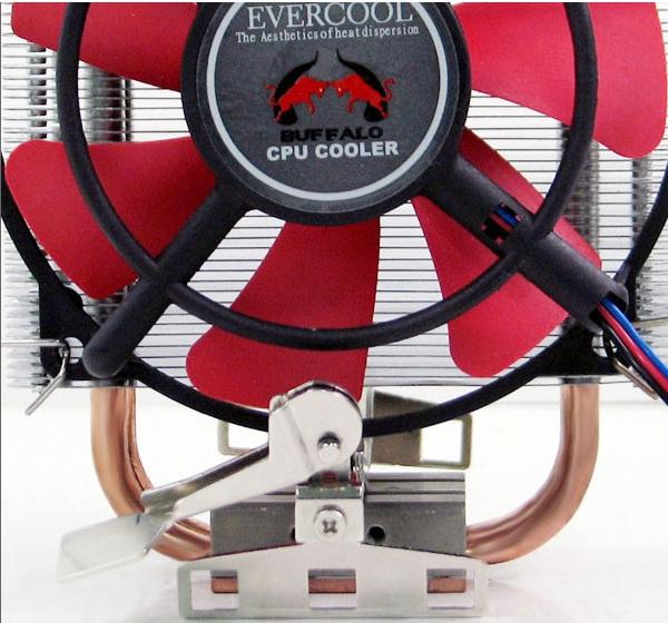 Cooler CPU Evercool Buffalo HPFA-10025 AMD