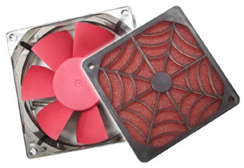 Cooler Evercool Spider Fan 80x80x25mm