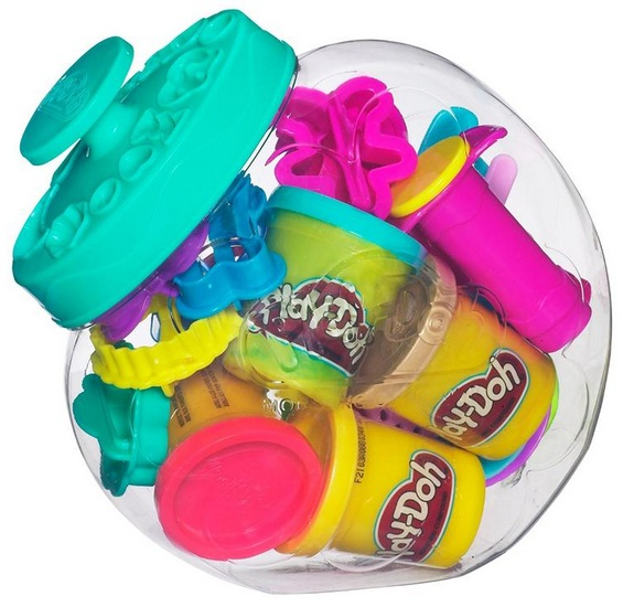 Massinha Play-Doh Pote de Doces - Hasbro