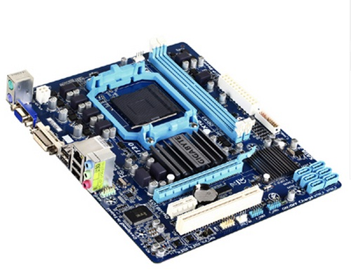 Placa Mãe Gigabyte p/ AMD 78LMT-S2P Socket AM3+