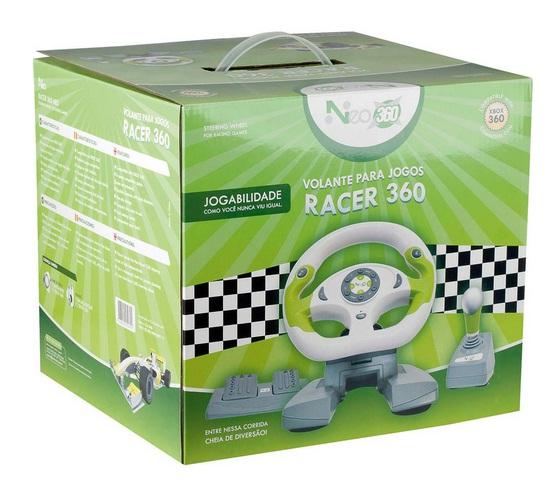 Volante para Jogos Neo Racer XBOX 360