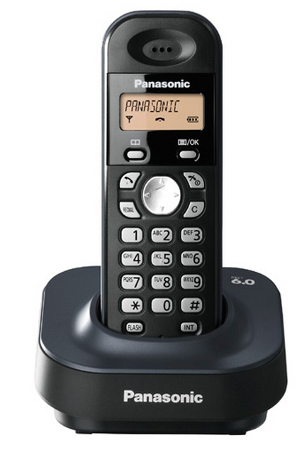 Telefone s/ Fio com Identificador de Chamadas KX-TG1381LB - Panasonic