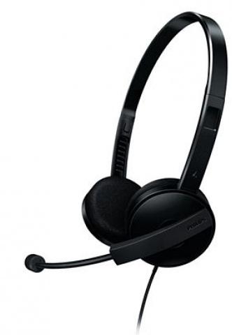 Fone de Ouvido c/ Microfone Voice Clarity - Philips