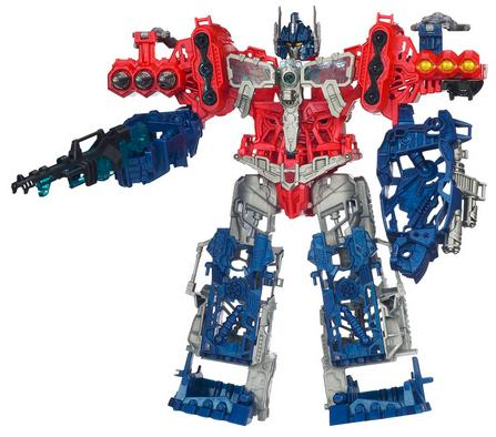 Transformers Prime - Cyberverse - Optimus Maximus - Hasbro