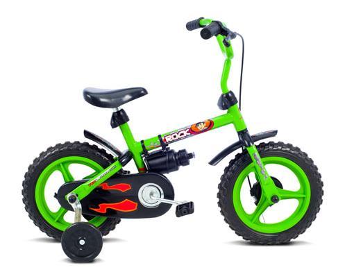 Bicicleta Aro 12 Verde/Preta - Verden Bikes