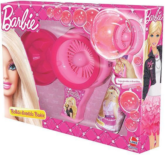 Bolhão Divertido Barbie - Lider