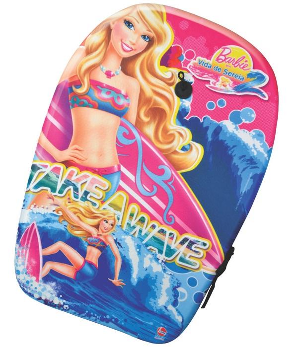 Prancha da Barbie M - Lider