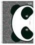 Caderno Espiral Capa Dura Universitário 12 Matérias Lovely Friend - Tilibra