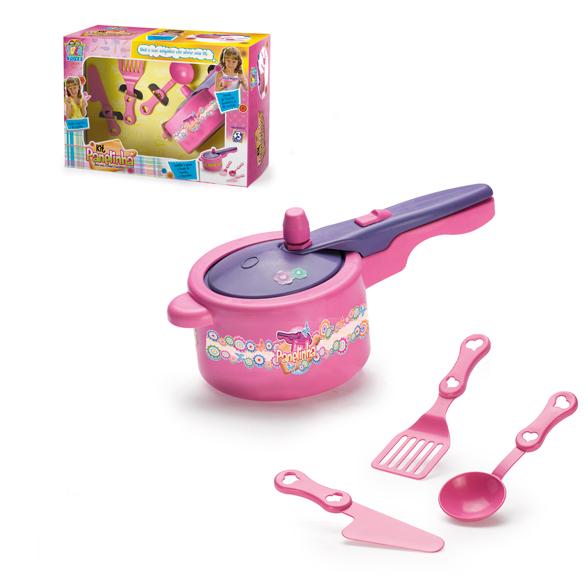 Kit Panelinha Infantil – Zuca Toys
