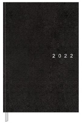 Agenda Costurada Diária Executiva Napoli M7 2022 - Tilibra