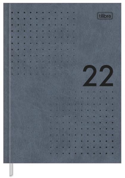 Agenda Costurada Diária Executiva Prátika Master 2022 - Tilibra