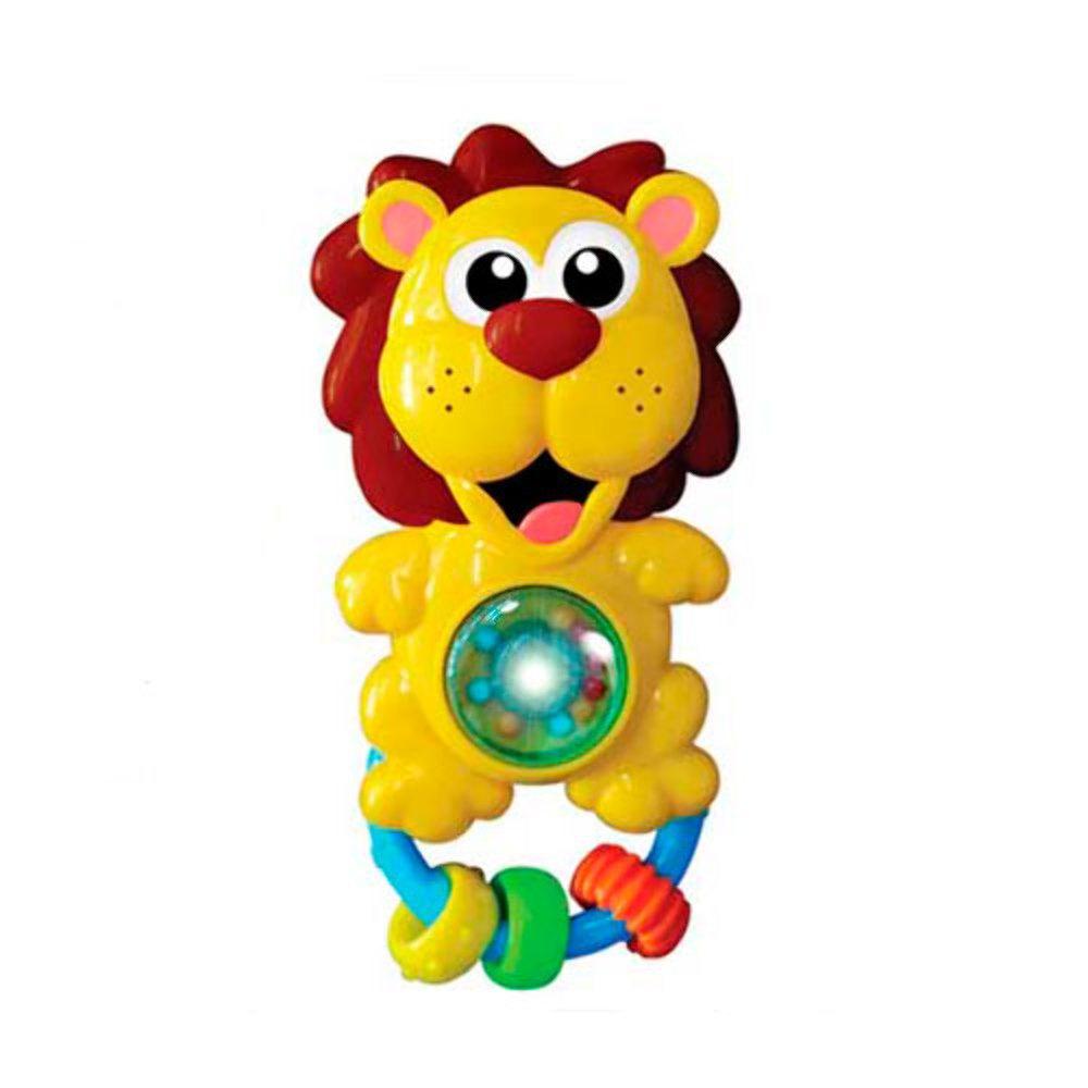 Amigo Chocalho Leãozinho – Zoop Toys