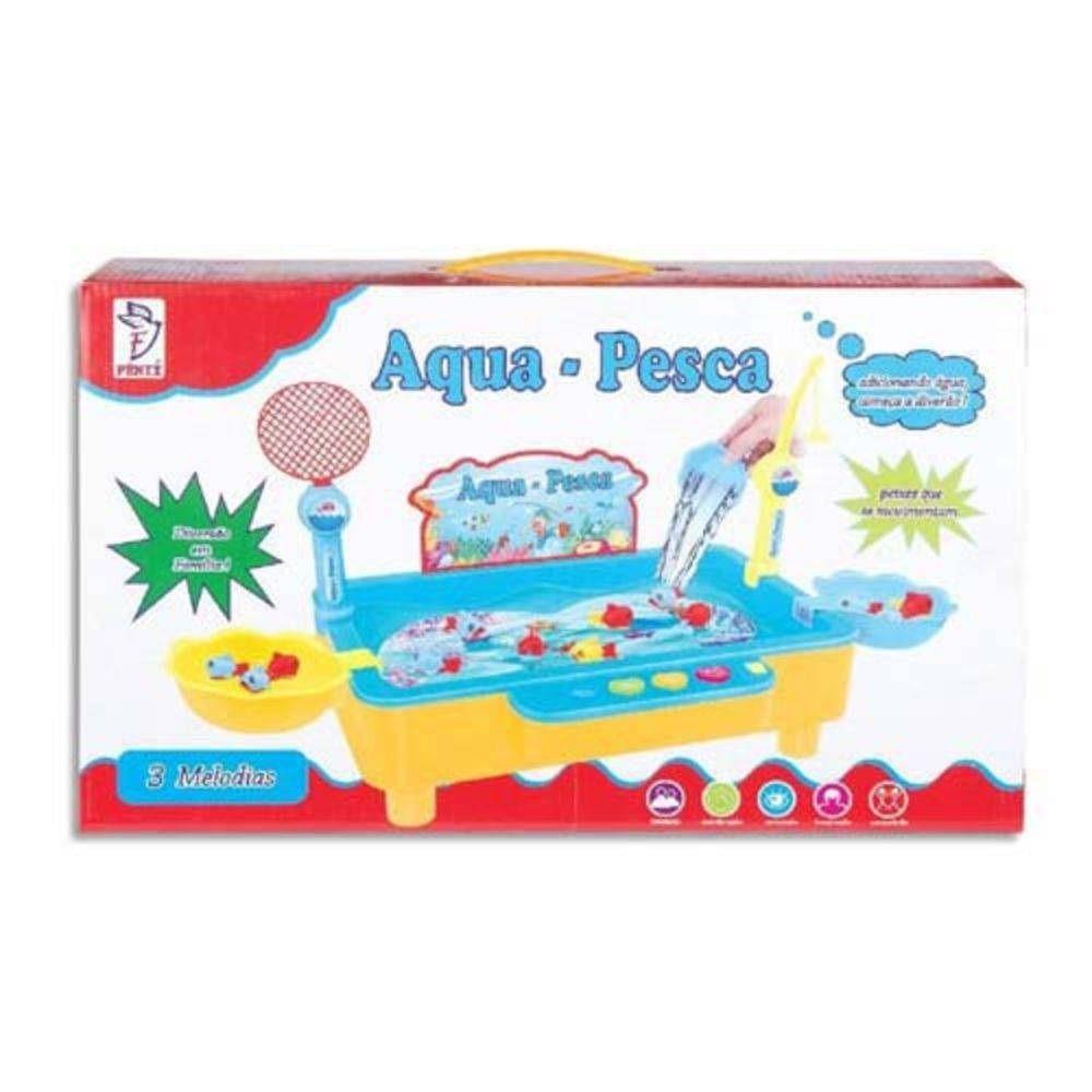 Aqua Pesca Musical - Fenix Brinquedos