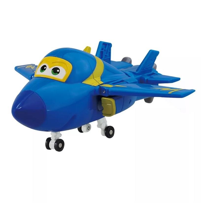 Avião Super Wings Transforming - FUN