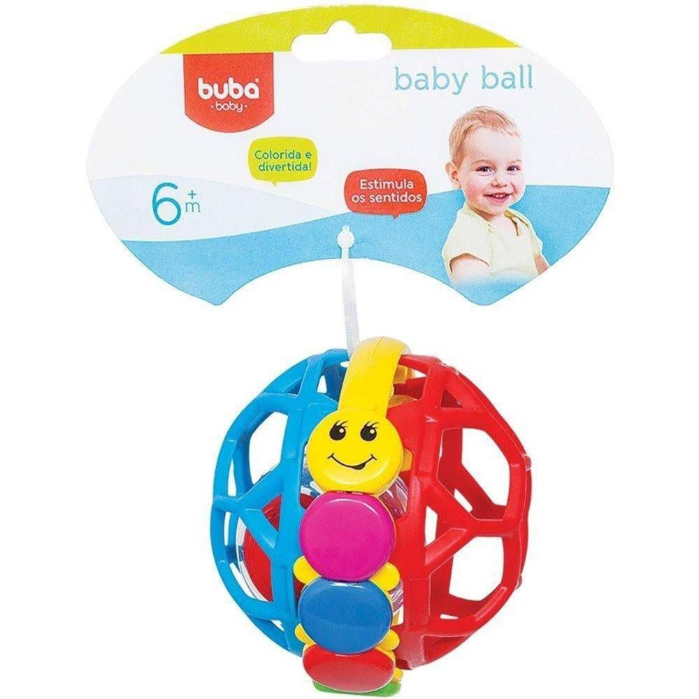 Baby Ball Chocalho Centopeia - Buba