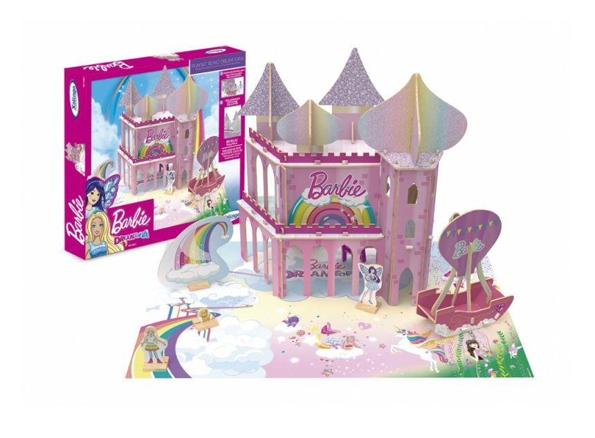 Barbie Reino Dreamtopia - Xalingo