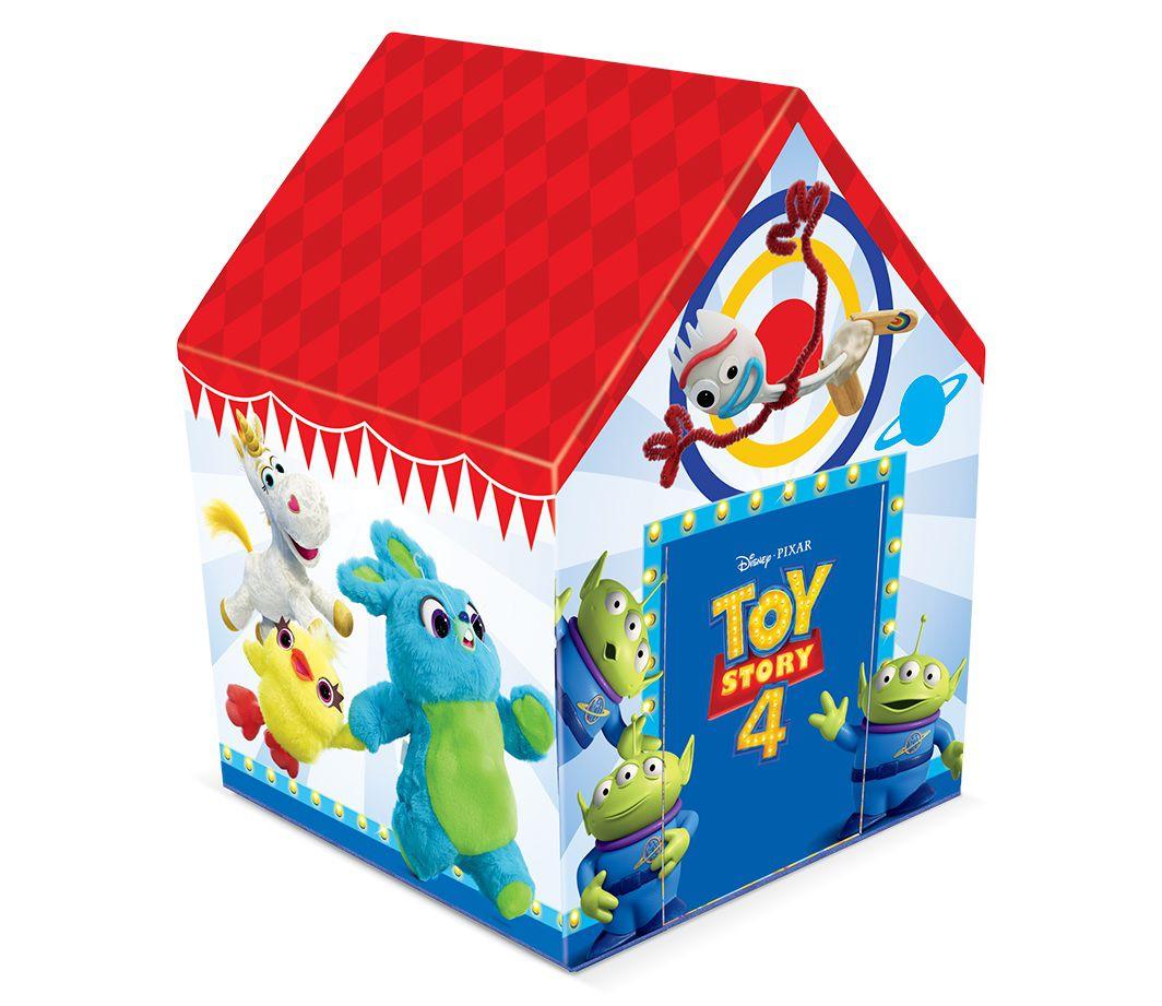 Barraca Casinha Disney Pixar Toy Story 4 - Lider Brinquedos