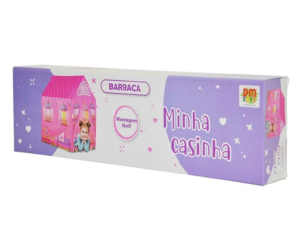 Barraca Infantil Minha Casinha - Dm Toys