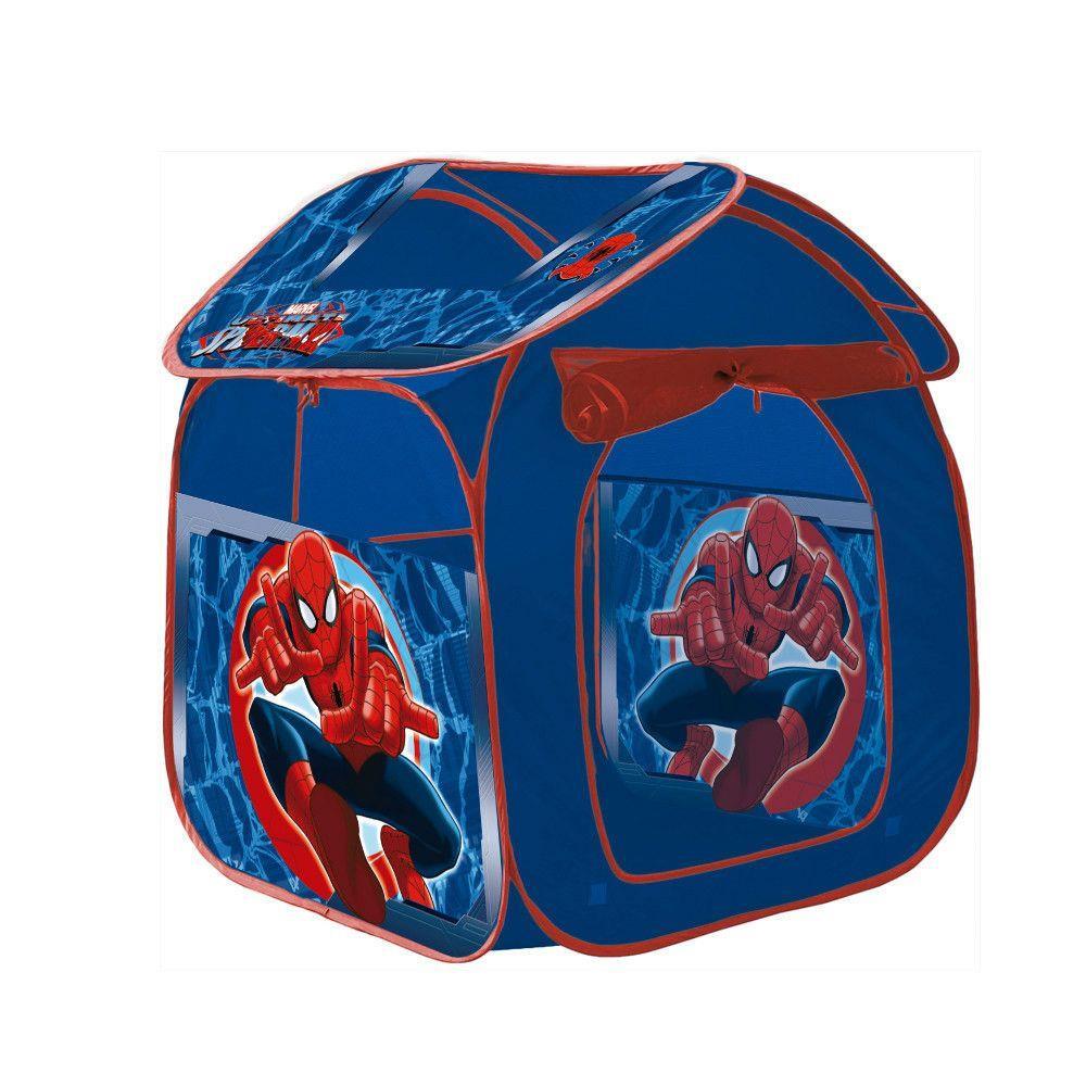 Barraca Portátil Casa Marvel Ultimate Spider-Man - Zippy Toys
