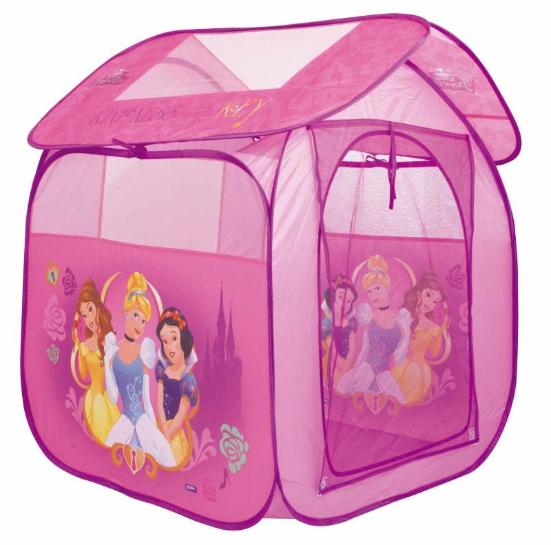 Barraca Portátil Casa Princesas Disney - Zippy Toys