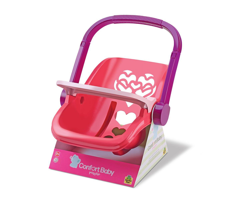 Bebê Conforto para Boneca Confort Baby Passeio - Samba Toys