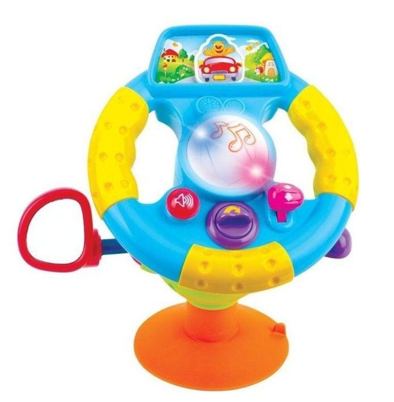 Bebê Motorista - Zoop Toys