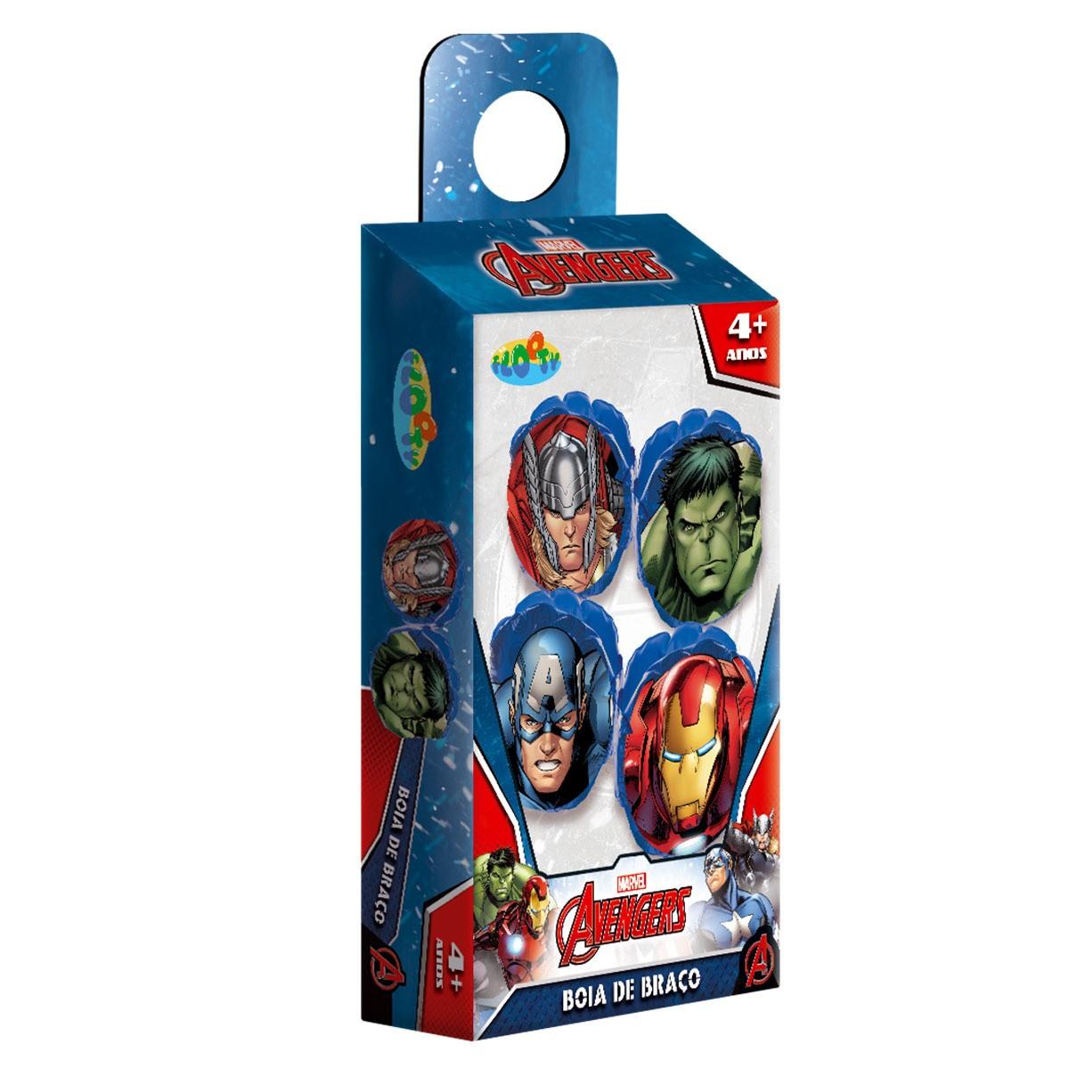 Boia de Braço Avengers Marvel - Flooty