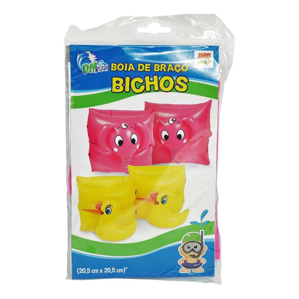 Boia de Braço Bichos - Dm Toys