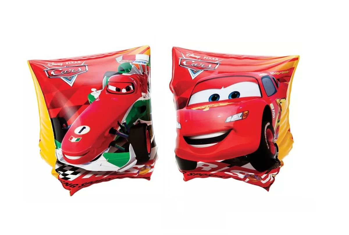 Boia de Braço Disney Pixar Carros - Intex