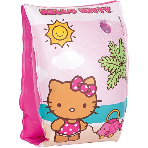 Boia de Braço Hello Kitty Rosa - Braskit