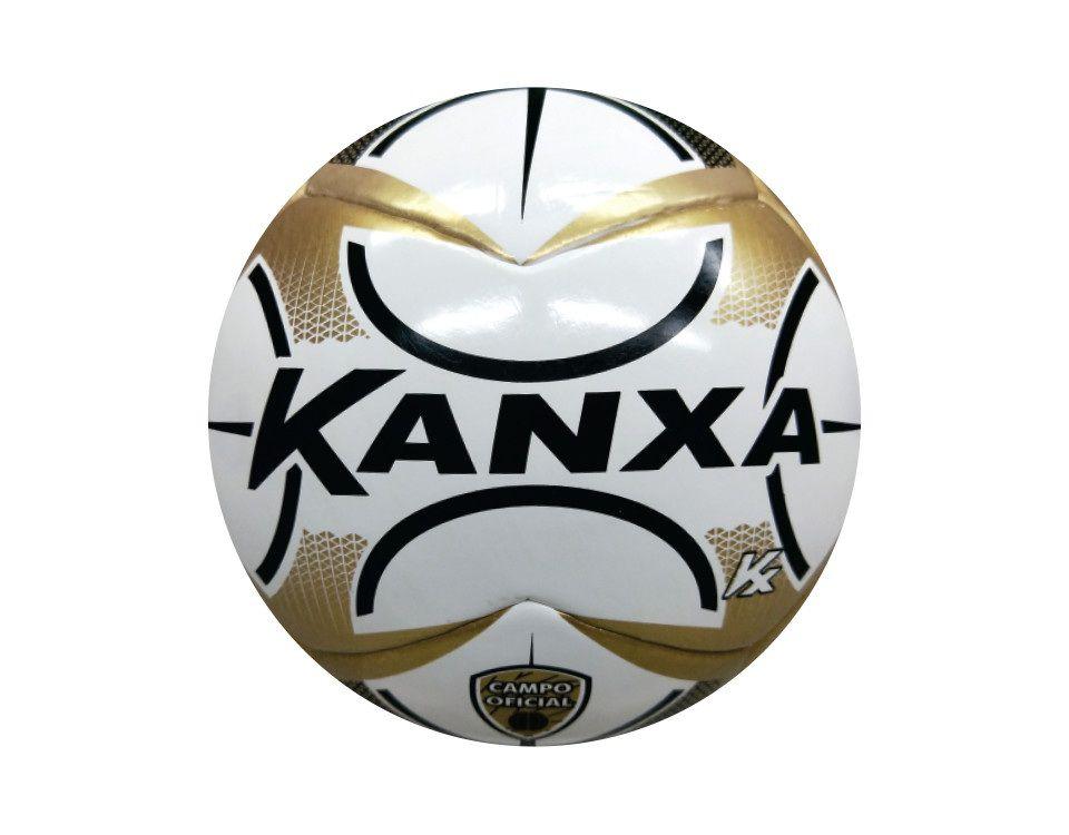 Bola Campo Ultra Fusion Dourada - Kanxa