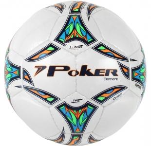 Bola Futsal Cristal Element Pro Laranja - Poker
