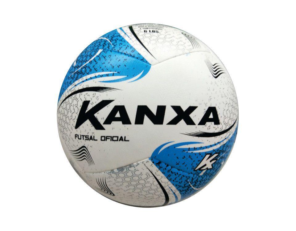 Bola Futsal Termoselada Celeste - Kanxa