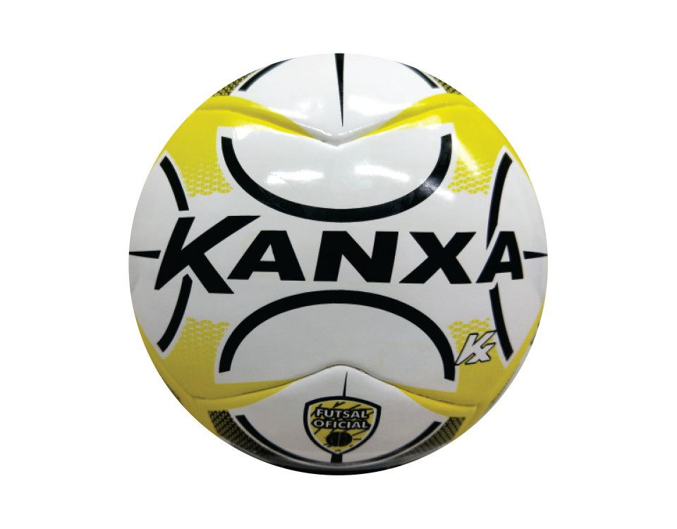Bola Futsal Ultra Fusion Amarela - Kanxa