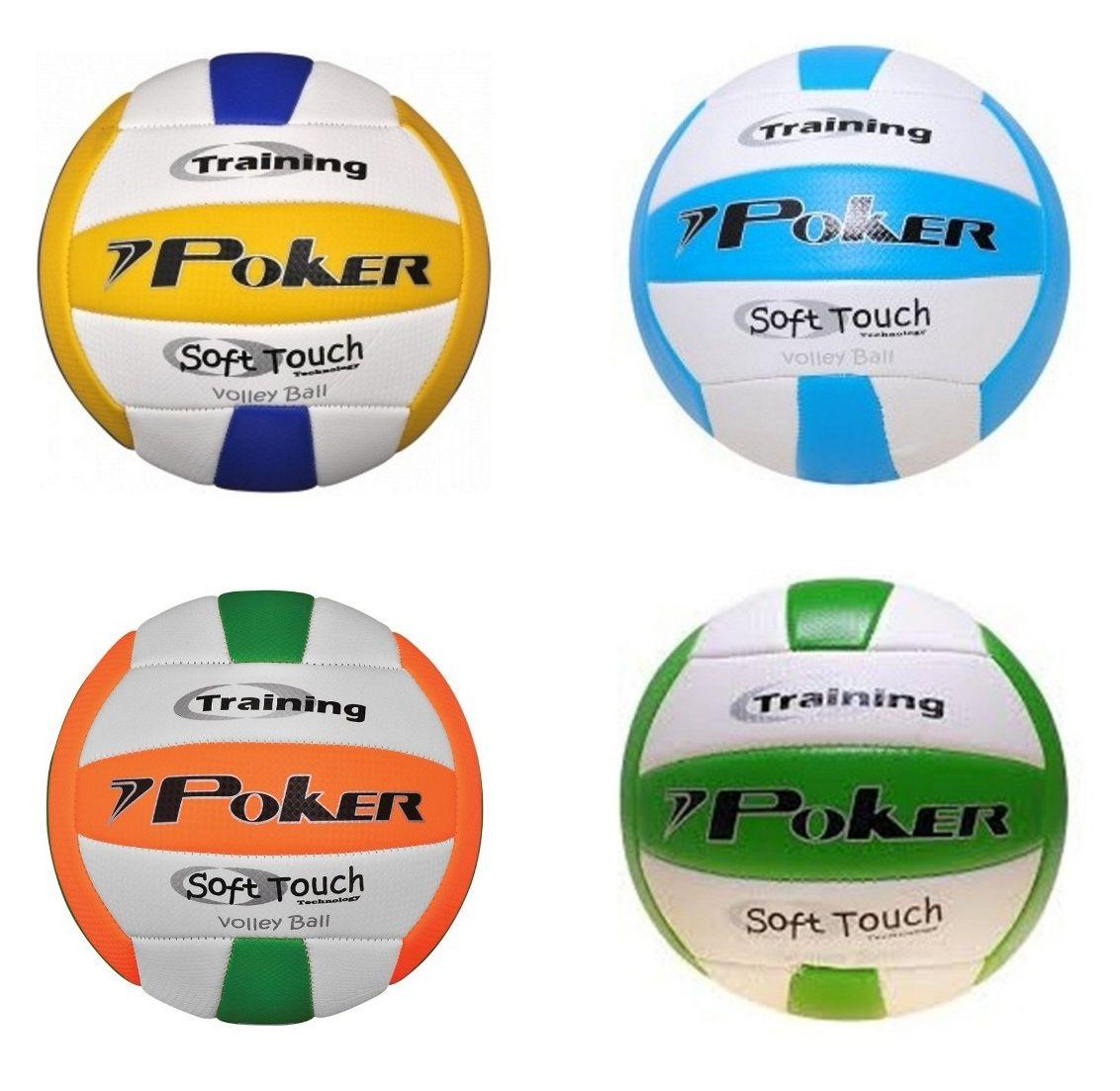 Bola Volley Ball Poker Training Sortidas - Poker
