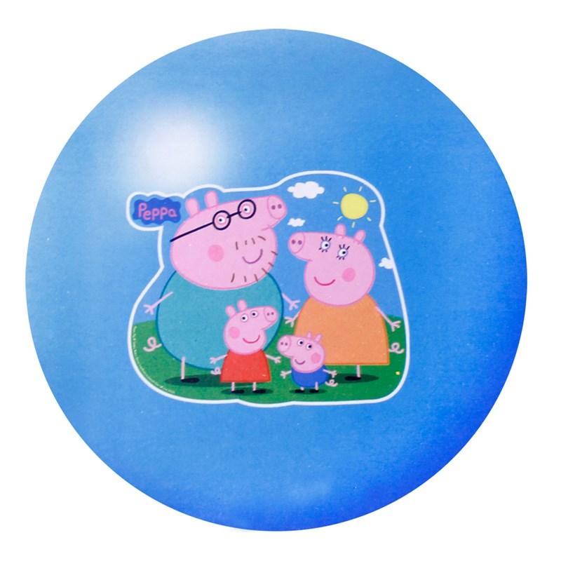 Bolão Peppa Pig Azul Família Peppa - Lider
