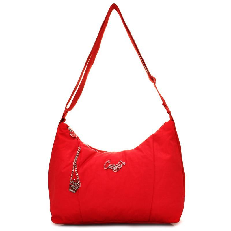 Bolsa Grande Candy Vermelha/Roxa - Luxcel